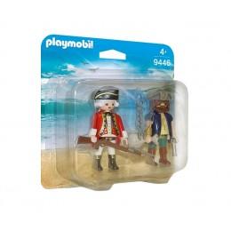 Playmobil Duo Pack 9446 Figurki - Pirat i żołnierz