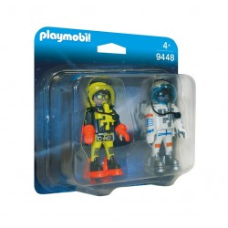 Playmobil Duo Pack 9448 Figurki - Astronauci
