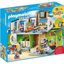 Klocki Playmobil 9453 City Life - Szkoła z wyposażeniem