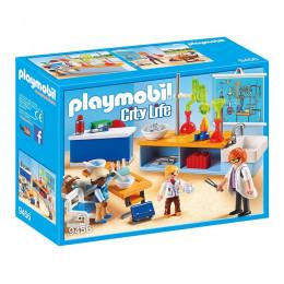 Klocki Playmobil 9456 City Life - Sala do lekcji chemii