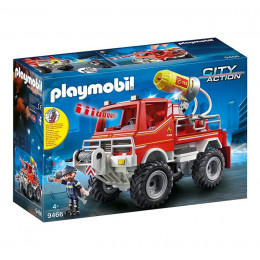 Playmobil 9466 City Action - Terenowy wóz strażacki