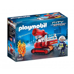 Playmobil 9467 City Action - Robot do gaszenia pożaru