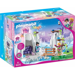 Playmobil Magic 9470 - Poszukiwania zaczarowanego kryształu