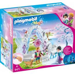 Playmobil Magic 9471 - Kryształowa brama do Zimowej Krainy