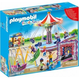 Klocki Playmobil 9482 Family Fun - Wesołe miasteczko