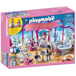 Playmobil 9485 - Kalendarz adwentowy - Świąteczny bal w kryształowej sali