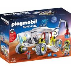 Playmobil Space 9489 - Pojazd badawczy na Marsie