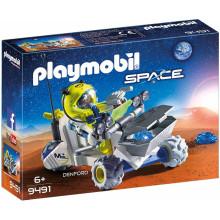 Playmobil Space 9491 - Łazik Marsjański