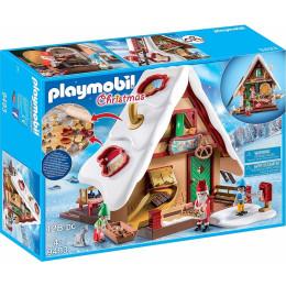 Playmobil Boże Narodzenie 9493 Świąteczna piekarnia z foremkami