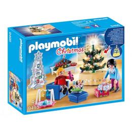 Playmobil Boże Narodzenie 9495 Salon w świątecznym wystroju