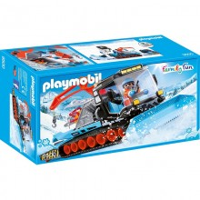 Klocki Playmobil 9500 Family Fun - Ratrak