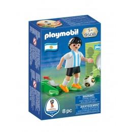 Playmobil 9508 Figurka piłkarza reprezentacji Argentyny