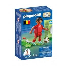 Playmobil 9509 Figurka piłkarza reprezentacji Belgii