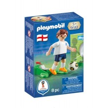 Playmobil 9512 Figurka piłkarza reprezentacji Anglii