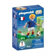 Playmobil 9513 Figurka piłkarza reprezentacji Francji