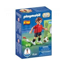 Playmobil 9517 Figurka piłkarza reprezentacji Hiszpanii
