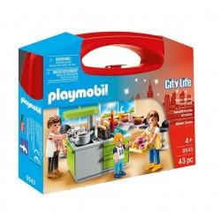 Playmobil 9543 City Life - Skrzyneczka Kuchnia