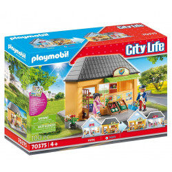 Playmobil 70375 City Life - Mój supermarket