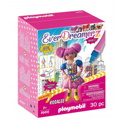 Playmobil Ever Dreamerz 70472 Cosmic World - Figurka Rosalee