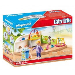 Playmobil 70282 City Life – Żłobek