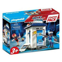 Playmobil 70498 City Action – Starter Pack - Policja