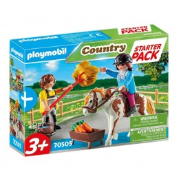 Playmobil 70505 Country – Starter Pack – Stadnina koni