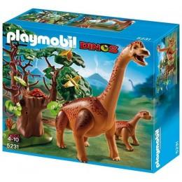 Playmobil 5231 Brachiosaurus z maleństwem