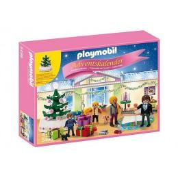 Playmobil 5496 - Kalendarz Adwentowy - Wigilia z choinką