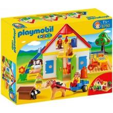 Playmobil 1-2-3 6750 Moje Duże Gospodarstwo Rolne