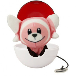 Pokemony - Maskotka Stufful i Pokeball - Pop Action 95092