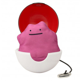 Pokemony - Maskotka Ditto i Pokeball - Pop Action 95094