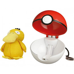 Pokemony - Pop Action – Poke Ball + Psyduck – 95102
