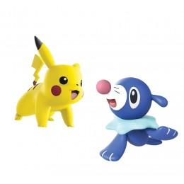 Pokemony - Figurki kolekcjonerskie - Pikachu i Popplio 96197