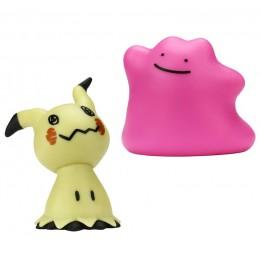 Pokemony - Mimikyu i Ditto - Figurki kolekcjonerskie 96203 95011