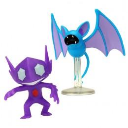 Pokemony - Sableye i Zubat - Figurki kolekcjonerskie 96204 95012