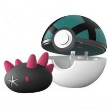 Pokemony - Figurka Pyukumuku i Net Ball - Clip 'n' Go 96235
