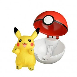 Pokemony - Pikachu - Pop Action Poke Ball 96252