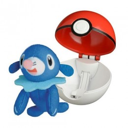 Pokemony - Popplio - Pop Action Poke Ball 96255