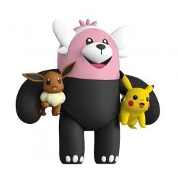 Pokemony - Figurka kolekcjonerska - Bewear 96268 96272
