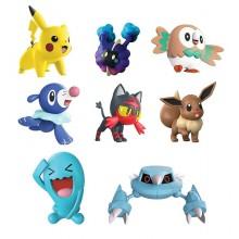 Pokemony - 8 figurek kolekcjonerskich 96302