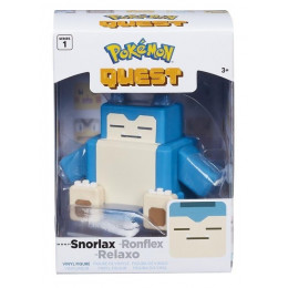 Pokemony – Fiurka Pokemon Quest – Snorlax 97702