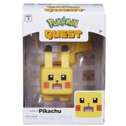 Pokemony – Figurka Pokemon Quest – Pikachu 97701