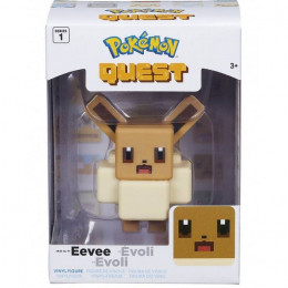 Pokemony – Fiurka Pokemon Quest – Eevee 97704