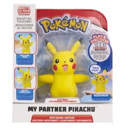 Pokemony – My Partner Pikachu - światło + dźwięk 97759