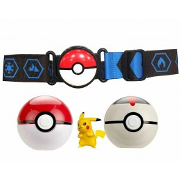 Pokemony – Pas Clip'n'Go Pikachu 97772