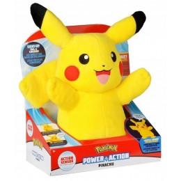 Pokemony – Interaktywny Pikachu – światło + dźwięk 97834