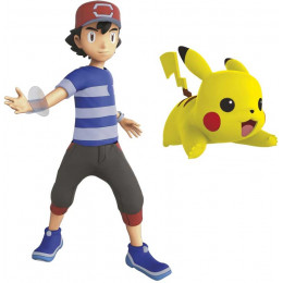 Pokemony – Ash i Pikachu – Launching Action – 98121