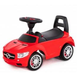 Polesie – Jeździk z dźwiękiem SuperCar – Czerwony 84460
