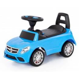 Polesie – Jeździk z dźwiękiem SuperCar – Niebieski 84484