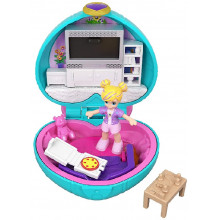 Polly Pocket – Salon – Mini Laleczka z akcesoriami GCN07